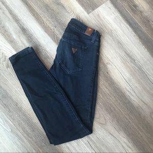 Guess skinny jeans Indigo wash